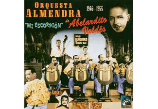 Orquesta Almendra - Mi Escorpion - (CD)