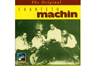 Cuarteto Machin - The Original Cuarteto - (CD)