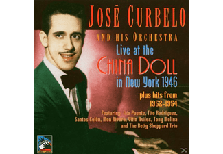 Jose & His Orchestra Curbelo - Live At The China Doll - (CD)