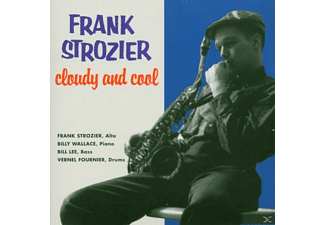 Frank/wallace/lee/fo Strozier - Cloudy & Cool - (CD)