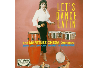 The Martinez-cheda Orchestra - Let's Dance Latin - (CD)