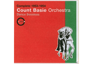 Count Basie - Complete 1953-54 Dance Session - (CD)