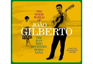 João Gilberto - The Warm World Of Joao Gilberto - (CD)