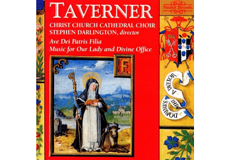 Stephen/christ Church Cathedral Choir Darlington - Taverner Ave Dei Patris Filia - (CD)
