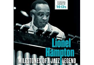 Lionel Hampton - 19 Original Albums - (CD)
