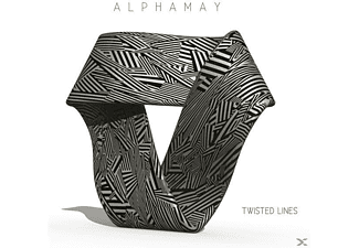 Alphamay - Twisted Lines - (CD)