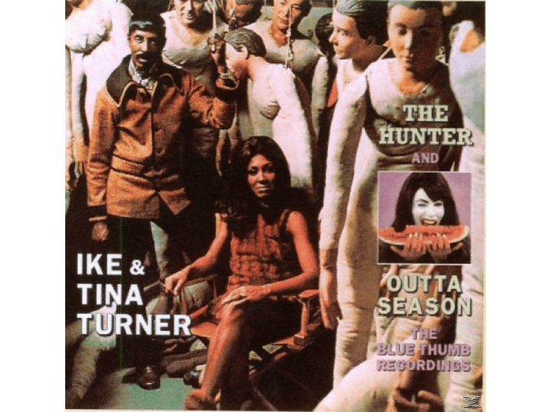 Tina Turner - The Hunter & Outta Session-Dig [CD]
