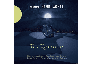 Henri Agnel - Los Kaminos - (CD)