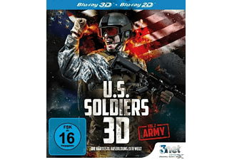 US Soldiers 3D - Army - (3D Blu-ray (+2D))