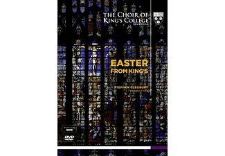 King's College Choir - Easter From King's - (DVD)