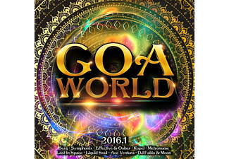 VARIOUS - Goa World 2016.1 - (CD)