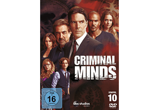Criminal Minds 10. Staffel - (DVD)