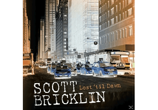 Scott Bricklin - Lost Til Dawn - (CD)