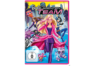 "Barbie in ""Das Agenten-Team"" - (DVD)"