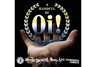 VARIOUS - A Handful Of Oi! - (CD)