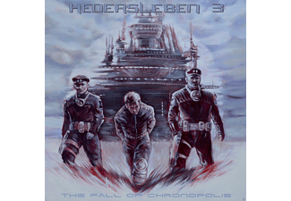 Hedersleben - Fall Of Chronopolis - (Vinyl)