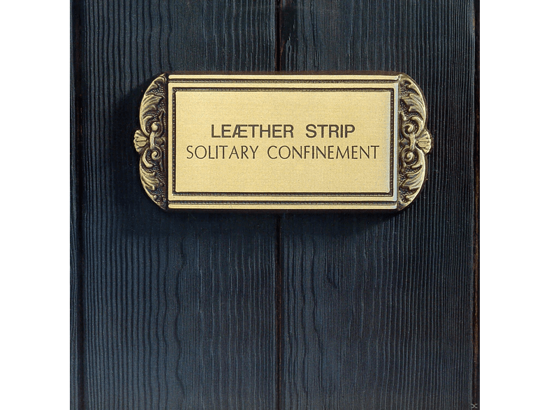 Leaether Strip - Solitary Confinement [Vinyl]