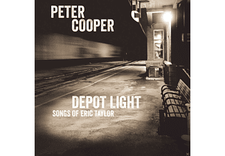 Peter Cooper - Depot Light - (CD)