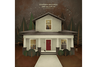 Stephen Kellogg - South, West, North, East - (CD)
