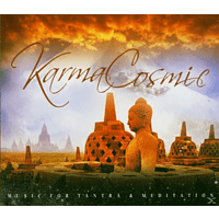 Karmacosmic - Music For Tantra & Meditation [CD]