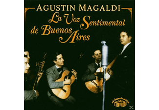 Agustin Magaldi - La Voz Sentimental De Bue - (CD)