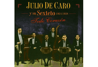 Julio De Caro - Todo Corazon - (CD)