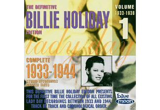 Billie Holiday - Complete Master Takes 1 - (CD)