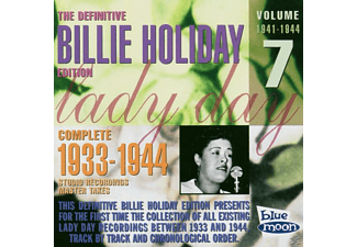 Billie Holiday - Complete Master Takes 7 - (CD)
