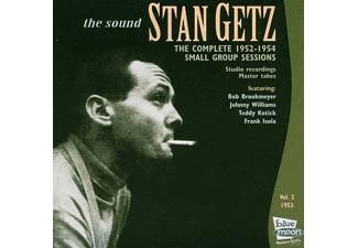 Stan Quartet Getz - Complete 1953 Small Group Sessions - (CD)