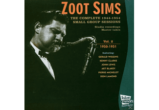 Zoot Sims - Complete 1950-51 Small Group Sessions - (CD)