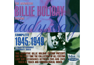 Billie Holiday - Complete 1945-49 Studio Recordings - (CD)
