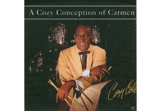 Cozy Cole - A Cozy Conception Of Carmen - (CD)
