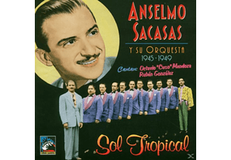 Anselmo Sacasas - Sol Tropical - (CD)