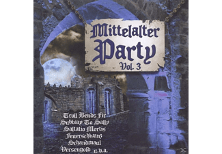 VARIOUS - Mittelalter Party III - (CD)