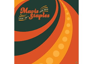 Mavis Staples - Livin' On A High Note - (LP + Download)