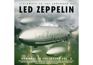 VARIOUS - Led Zeppelin-Homage To The Legend Vol.2 - (CD)