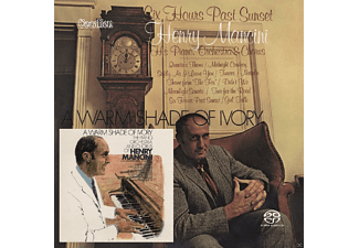 Henry Mancini - Six Hours Past Sunset & A Warm Shade [SACD]