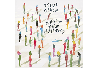 Steve Mason - Meet The Humans [CD]