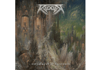 Ripper - Experiment Of Existence - (Vinyl)
