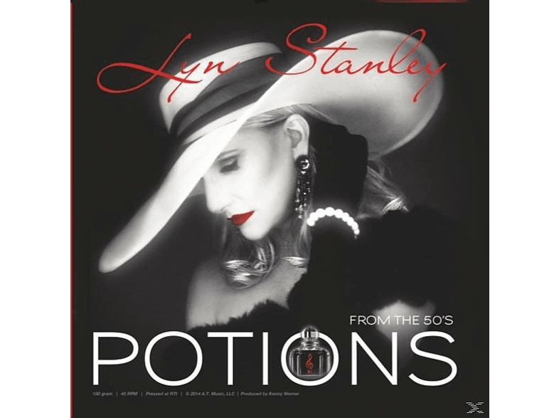 Lyn Stanley - Potions-From The 50's [SACD Hybrid]