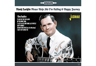 Hank Locklin - Please Help Me I'm Falling & Happy Journey [CD]