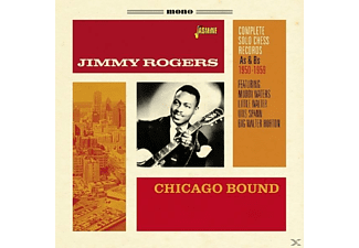 Jimmy Rogers - Chicago Bound [CD]