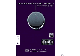 Uncompressed World Vol.2 - 1 CD - Sonstige