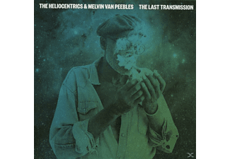 The Heliocentrics / Melvin Van Peebles - The Last Transmission - (CD)