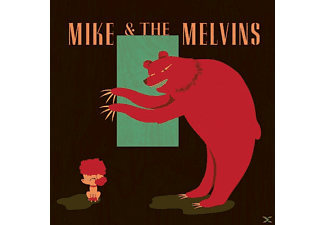 Mike & The Melvins - Three Men And A Baby [MC (analog)]