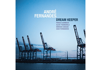 Andre Fernandes - Dream Keeper - (CD)