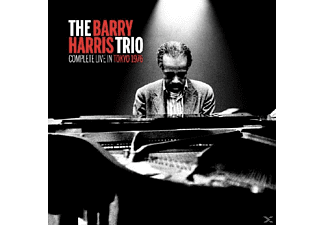 Barry Harris Trio - Complete Live in Tokyo 1976 (CD)