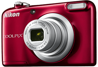 NIKON Appareil photo compact Coolpix A10 (VNA982E1)
