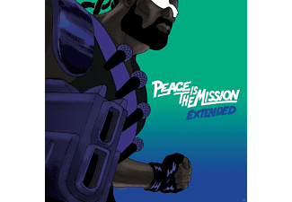 Major Lazer - Peace Is The Mission (Extended) CD