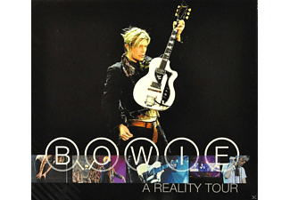 David Bowie - A Reality Tour - (CD)